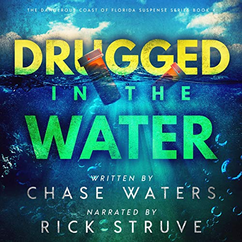 Drugged in the Water audiobook cover art
