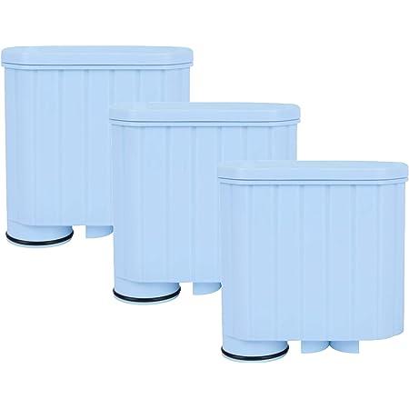 AquaHouse AH-CSA Lot de 3 filtres à eau compatibles avec les machines à café Saeco Aquaclean CA6903/10