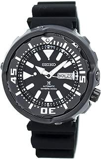 Seiko PROSPEX Diver Automatic Mens Watch SRPA81K1 Black
