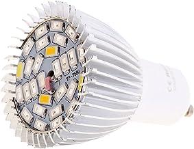 Sharplace Plantenlamp, plantenverlichting, led-groeilamp, kamerplanten, plantenlicht, 28 W, volledig spectrum, GU10