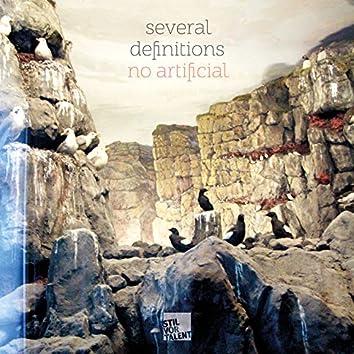 No Artificial EP