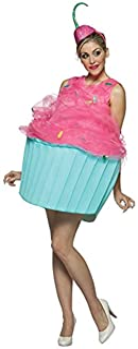 Desconocido Disfraz cupcake para mujer