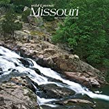 Missouri Wild & Scenic 2021 12 x 12 Inch Monthly Square Wall Calendar, USA United States of America Midwest State Nature