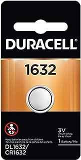 Duracell Lithium Coin 1632, 0.0088184904873951035 lb