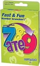 PlayMonster 7 ATE 9 - Fast & Fun Card Game