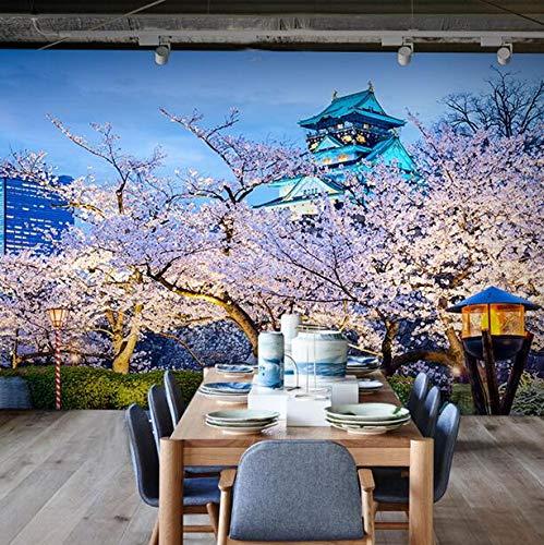 Romantische bloemen, frezen, achtergrondwand, woonkamer, café, winkel, decoratie, hangmat 430×280cm 430×280cm