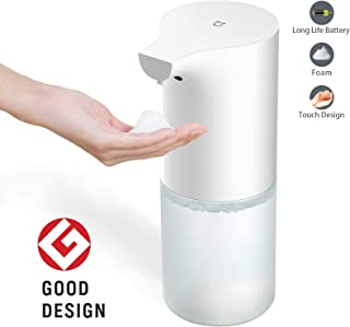 I/M Automatic Touchless Foaming Soap Dispenser, Infrared Motion Sensor, Upgraded 320ml/11oz Free for Liquid Hand Soap