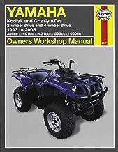 Best 2003 yamaha kodiak 450 manual Reviews