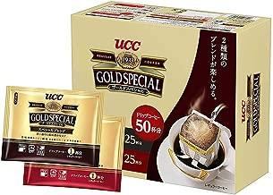 UCC ゴールドスペシャル ドリップコーヒー アソートパック 50P 400g レギュラー(ドリップ)