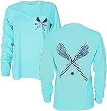 JANT girl Lacrosse Long Sleeve Pocket Shirt