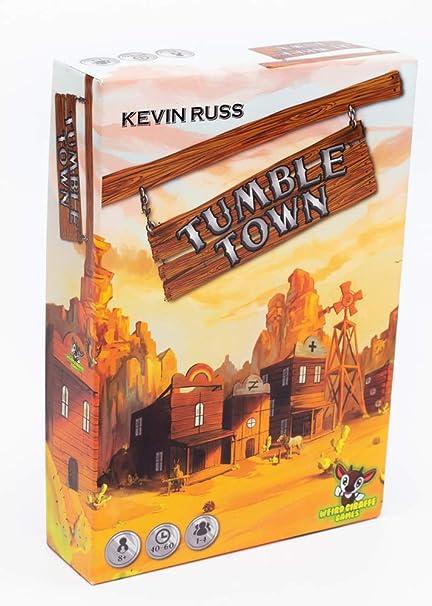 Tumble Town : Amazon.co.uk: Toys & Games