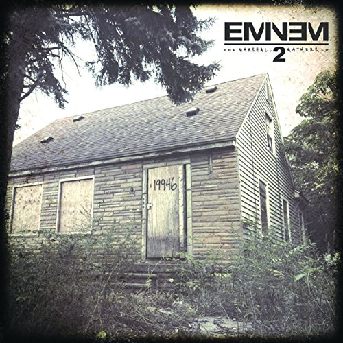 The Marshall Mathers LP2 [2 LP][Explicit]