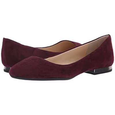 Jessica Simpson Ginly (Shiraz Lux Kid Suede) Women
