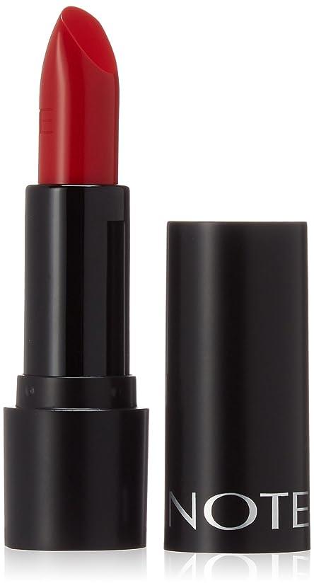 行動スロープ日光NOTE Cosmetics ロング着用口紅、0.16オンス 第09
