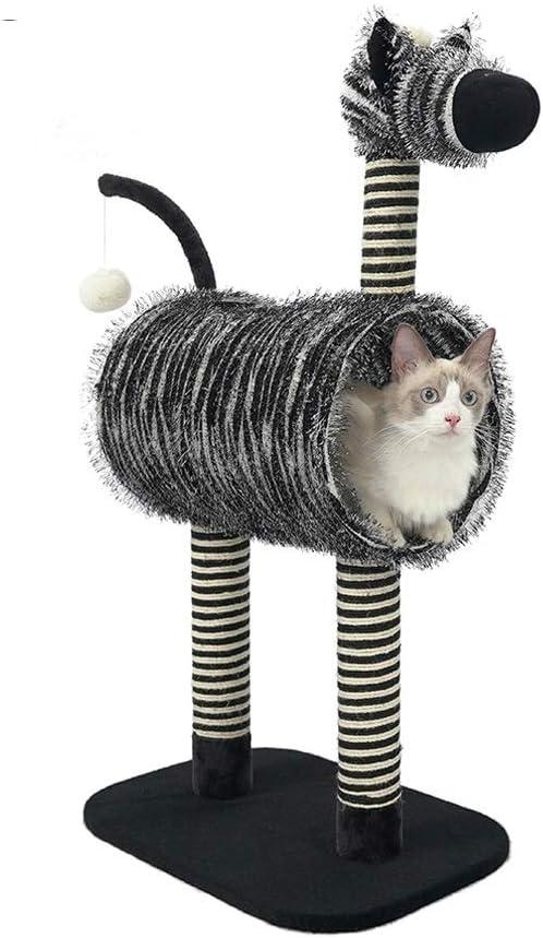 liushop Cat Tree Condo Tower with overseas Act Hammock Max 49% OFF