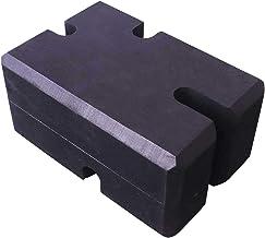 lahomia Bench Press Blocks Boards Bench Rest Foam Shooters Blok Verstelbare Anti-slip Deep Squat Fitness Trainer, 2 Size