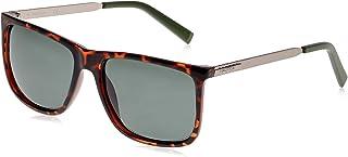 نظارة شمسية للرجال من نوتيكا، لون اسود، 59 ملم N3647SP