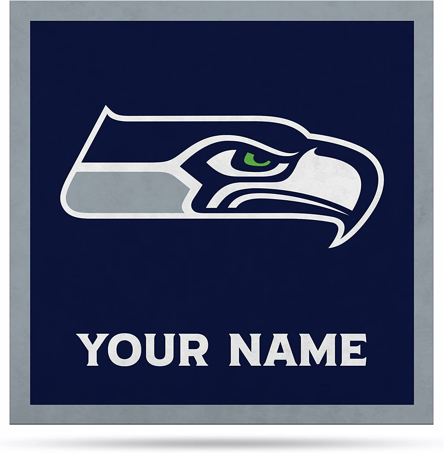 Rico Industries Max low-pricing 76% OFF NFL Personalized Wall Banner Felt 23