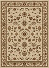 Radici USA Como Soft Durable Rug (7.9 ft. x 11 ft. in Ivory)