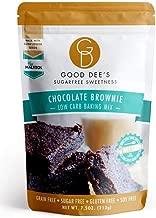 Good Dee's Brownie Mix - Low Carb, Keto Friendly, Sugar Free, Gluten Free