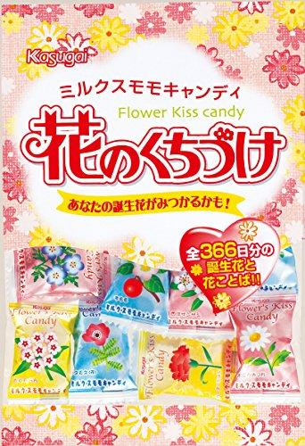 春日井製菓 花のくちづけ 135g×12袋