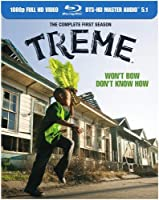 Treme: Complete First Season [Blu-ray] [Import]