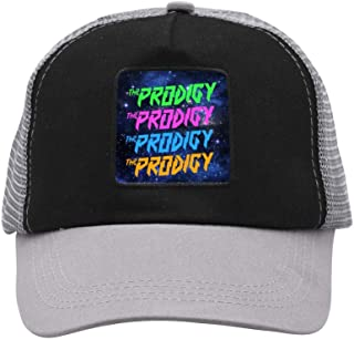 Men's The Colorful Pro-digy 3D Hat Baseball Cap Adjustable Mesh Ball Cap for Men Women