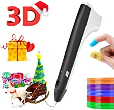 SUNLU 3D Pen, 3D Printing Pen for Kids [Newest Version] with PLA Filament, Best Birthday Holiday Christmas Gift STEM Toy