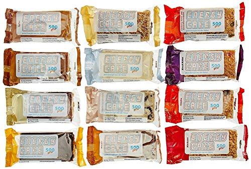 E.L.F Energy Cake - Mix Box 24x125g + Increase Shaker 600 ml