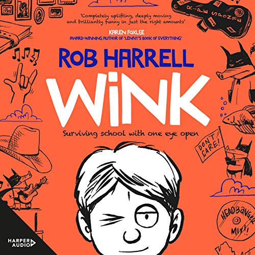 Wink cover art