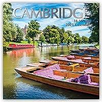 Cambridge 2021 - 16-Monatskalender: Original The Gifted Stationery Co. Ltd [Mehrsprachig] [Kalender]