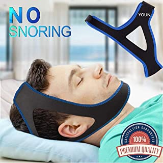 Chin Strap for Snoring Solution/Anti Snore Device/Snore Stopper/Sleep Aid for Men and Women and Give You The Best Sleep