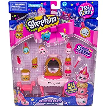 Shopkins Join the Party Theme Pack - Princess   Shopkin.Toys - Image 1