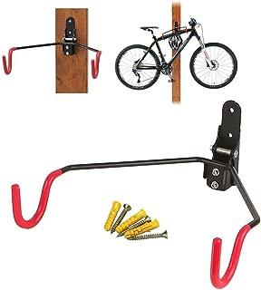 自転車 マウンテンバイク 収納 壁 ディスプレイ ラック 自転車ホルダー 角度 調整 可能