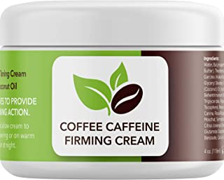Rich Coconut Coffee Body Cream – Concealing Cellulite Cream and Hydrating Body..