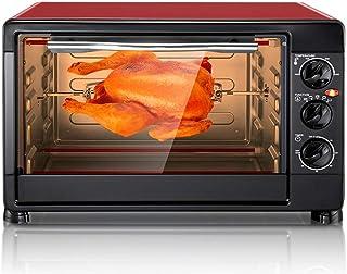 TGhosts Horno, Mini-30L Horno Multifuncional de Escritorio del hogar Vapor y la cocción de la máquina Ajuste de Temperatura 0-250 ° C y 60 Minutos de temporización