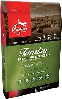 Orijen Tundra Dry Dog Food, 13.2 lbs