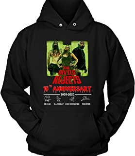 The Devil's Rejects Movie 15th Anniversary Signed Halloween Costumes Gifts Hoodie Hoodies