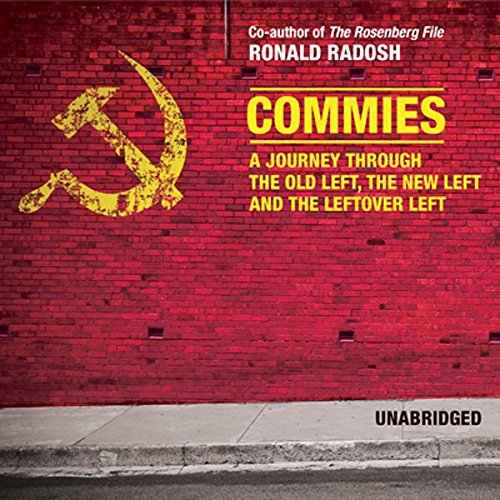 Commies audiobook cover art