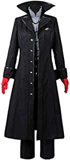 P5 Akira Kurusu Ren Amamiya Outfit Protagonist Joker Cosplay Costume