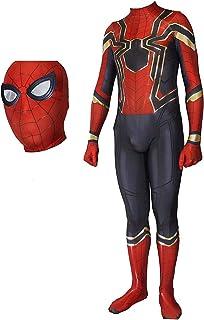 Carswill Disfraz Spandex Fancy Dress Bodysuit Cosplay Zentai Suit