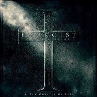 Exorcist audiobook cover art