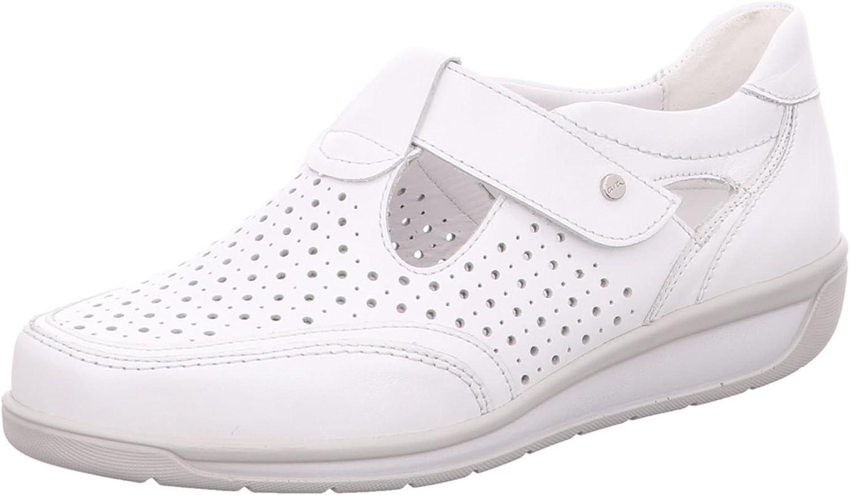 ARA Damen Slipper 12.36355.07 Weiß Weiß 475061  Verkauf Online-Rabatt