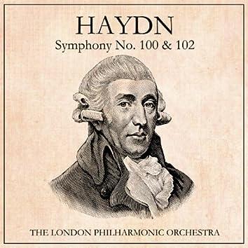Haydn: Symphony Nos. 100 & 102