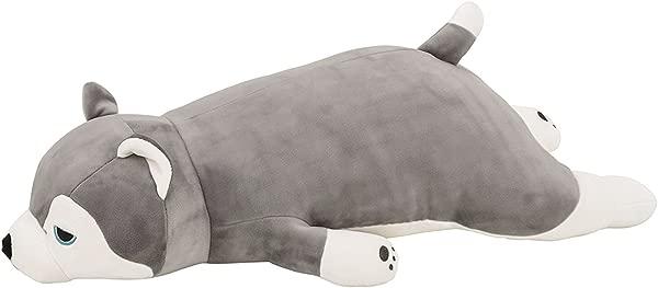LivHeart Nemu Nemu Animals Husky Mint Body Pillow M 48769 72 From Japan