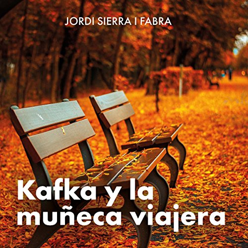 Kafka y la muñeca viajera [Kafka and the Doll Traveler] copertina
