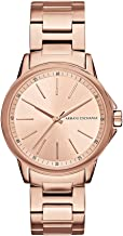 Best armani rose gold watch Reviews
