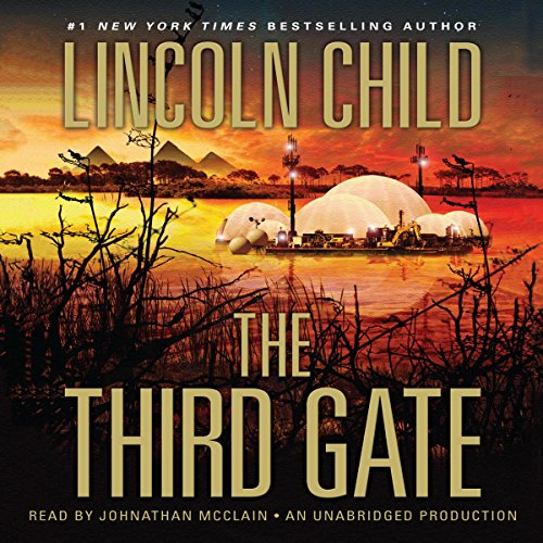 The Third Gate Audiobook By Lincoln Child cover art