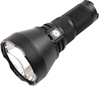 ThruNite TN42 2000 Lumen CREE XHP 35 Hi LED Flashlight Black Powered by 4 x 18650 Batteries(Cool White)