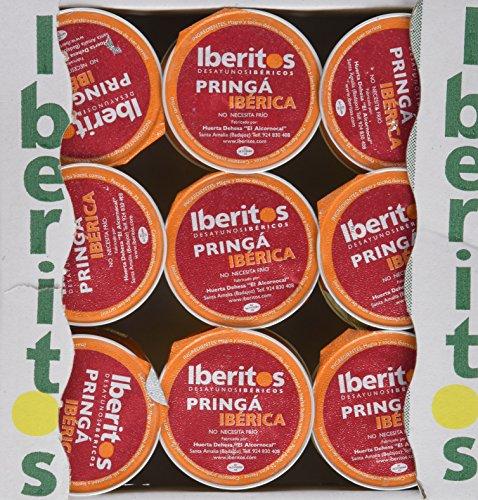 Iberitos - 18 Monodosis de Pringá - 22 Gramos